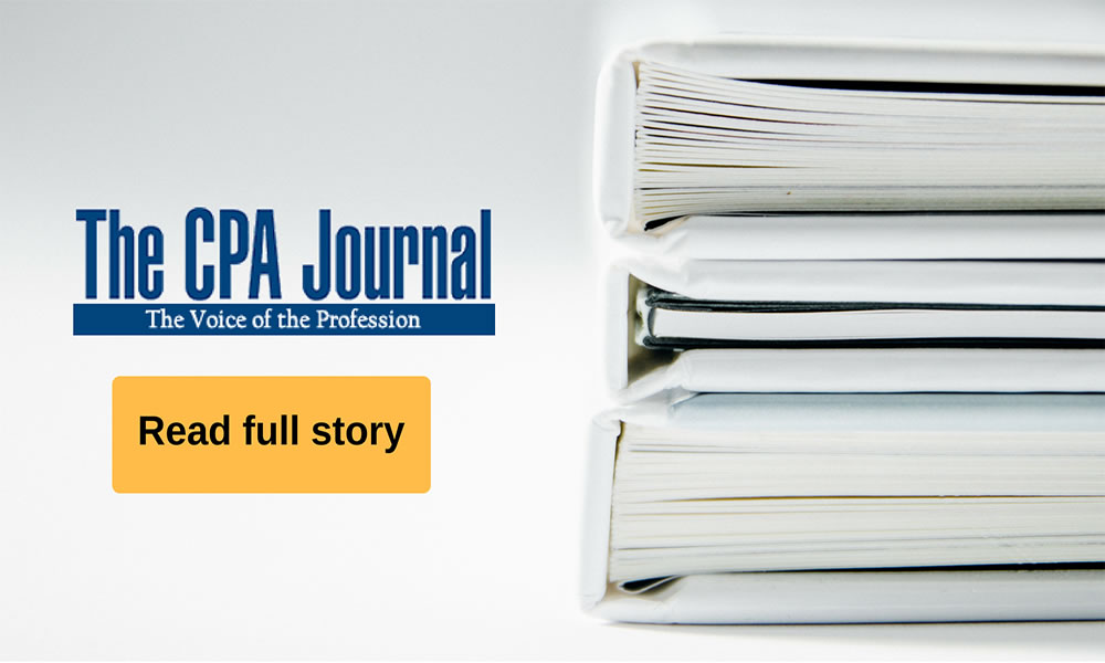 The CPA Journal - The Voice of the Accounting Profession
