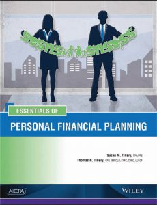 Essentials Of Personal Financial Planning The Cpa